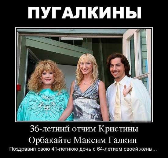 Анекдот Про Галкина