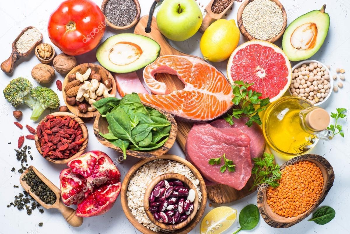 Здоровое питание таблица фото