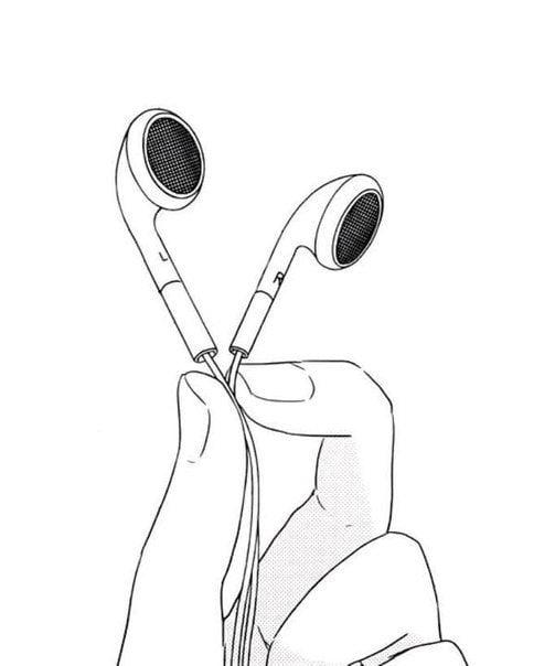 Легкие картинки для срисовки начинающим (25 рисунков)