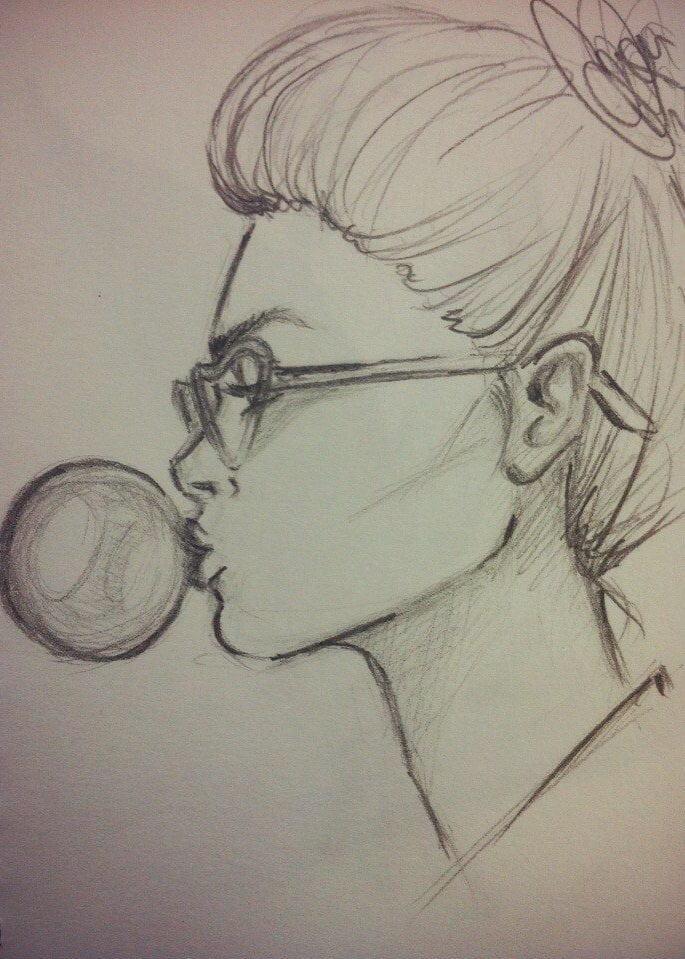 фотки рисунки карандашом