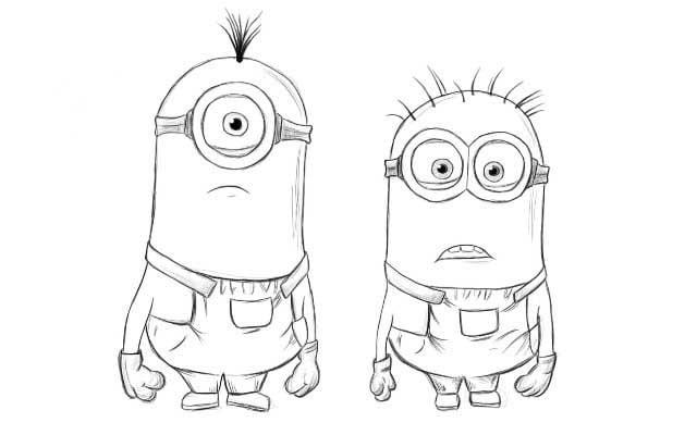Прикольные рисунки карандашом для начинающих для мальчиков, картинки