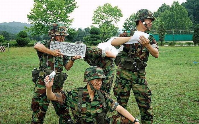 Смешные картинки солдаты в армии