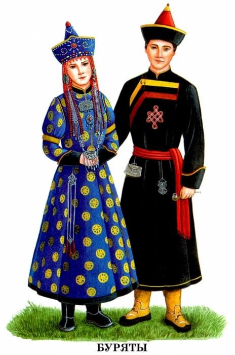 костюм татары картинки