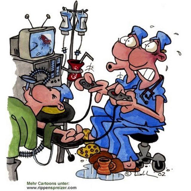 Прикольные истории с картинками и видео про реаниматологов анестезиологов, сделать