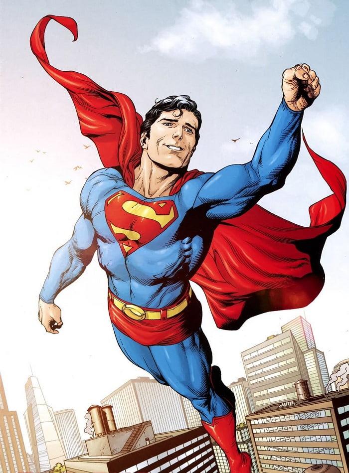 Картинки с суперменом, лет