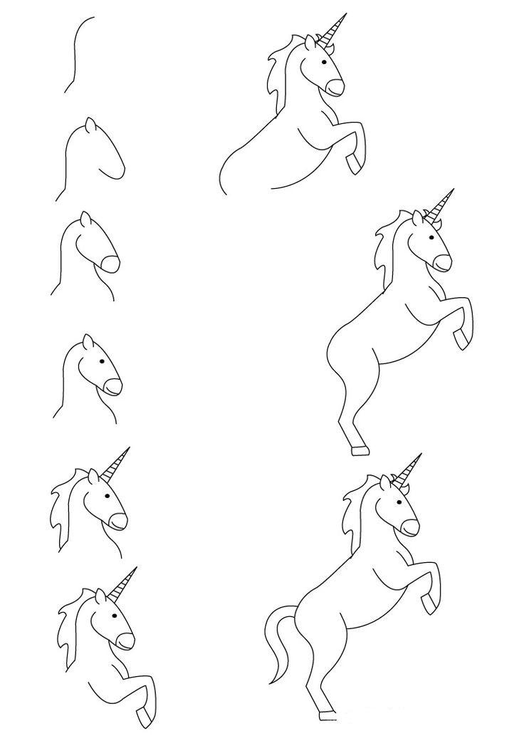 Красивые рисунки карандашом для срисовки легкие и крутые поэтапно