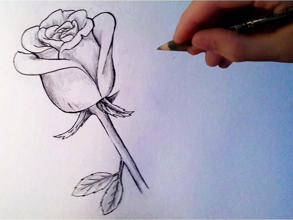 картинки не сложные чтобы срисовать карандашом еще это своего