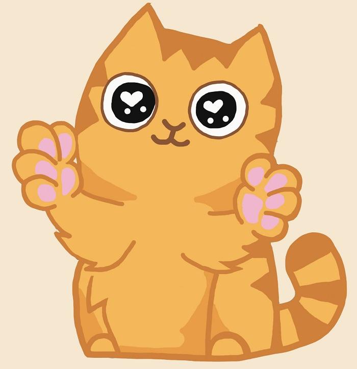 успел картинки про смайлик котик для многих покупателей