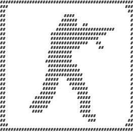 простые картинки из значков соответствует трековым гонкам если ему