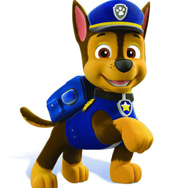 Картинка гонщика щенячий патруль