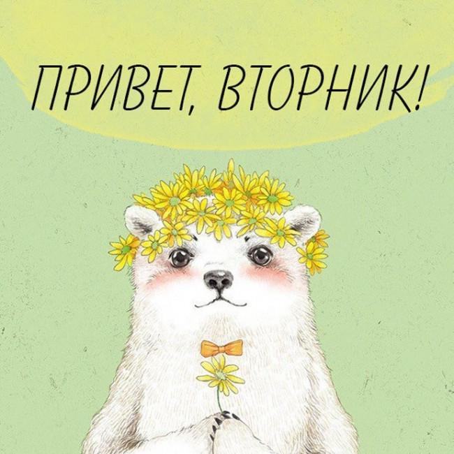 Красивые картинки удачного вторника, день рождения
