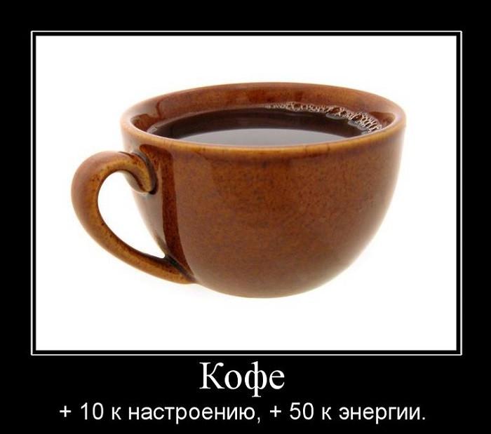 Прикольные картинки пить кофе