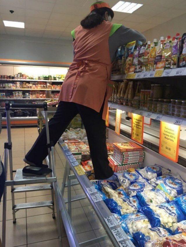 Смешные картинки о магазинах продуктовых