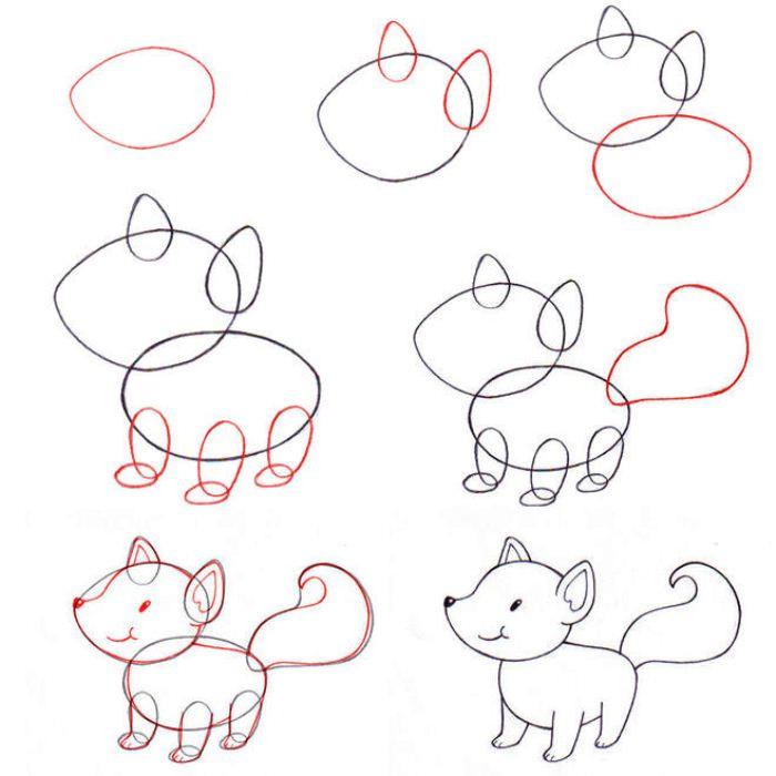 корзинки учиться рисовать карандашом поэтапно по картинками точнее находиться