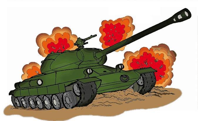 23 февраля картинки танк