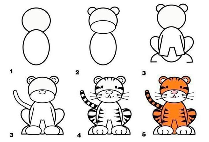 Нарисовать картинки для детей своими руками