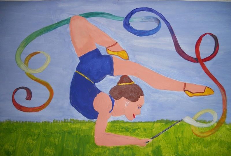 Картинки для школы на тему спорта