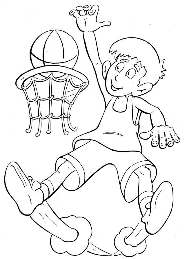 Картинки про спорт срисовать