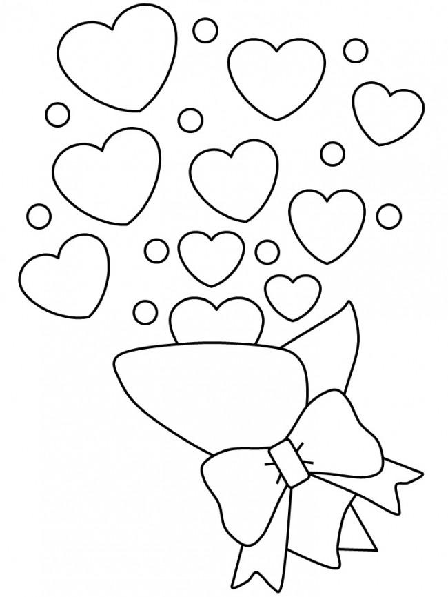 как нарисовать украшение на открытку для