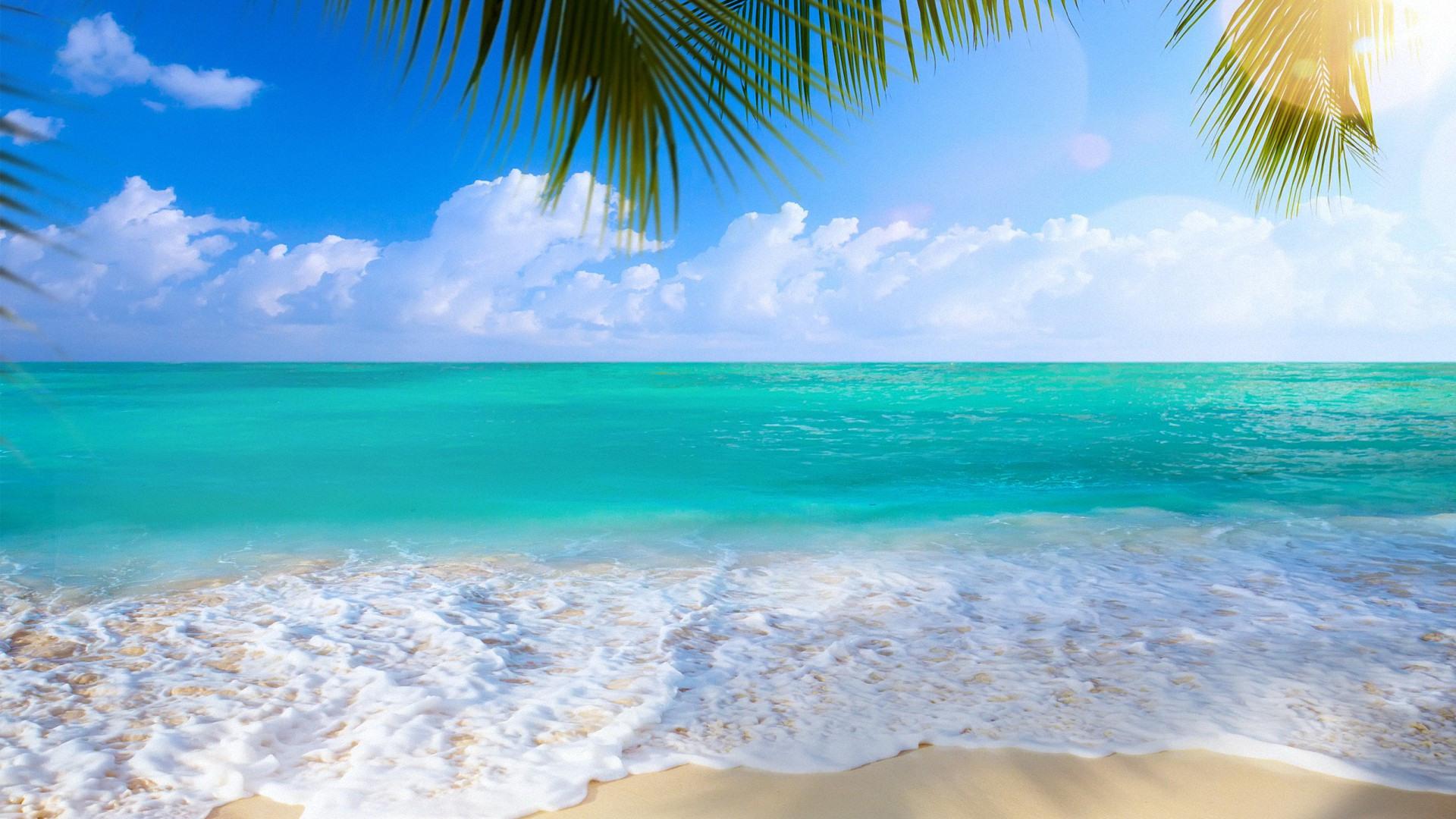 Красивые картинки на заставку пляж