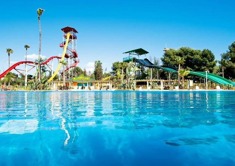 Самый большой аквапарк в европе испания фото