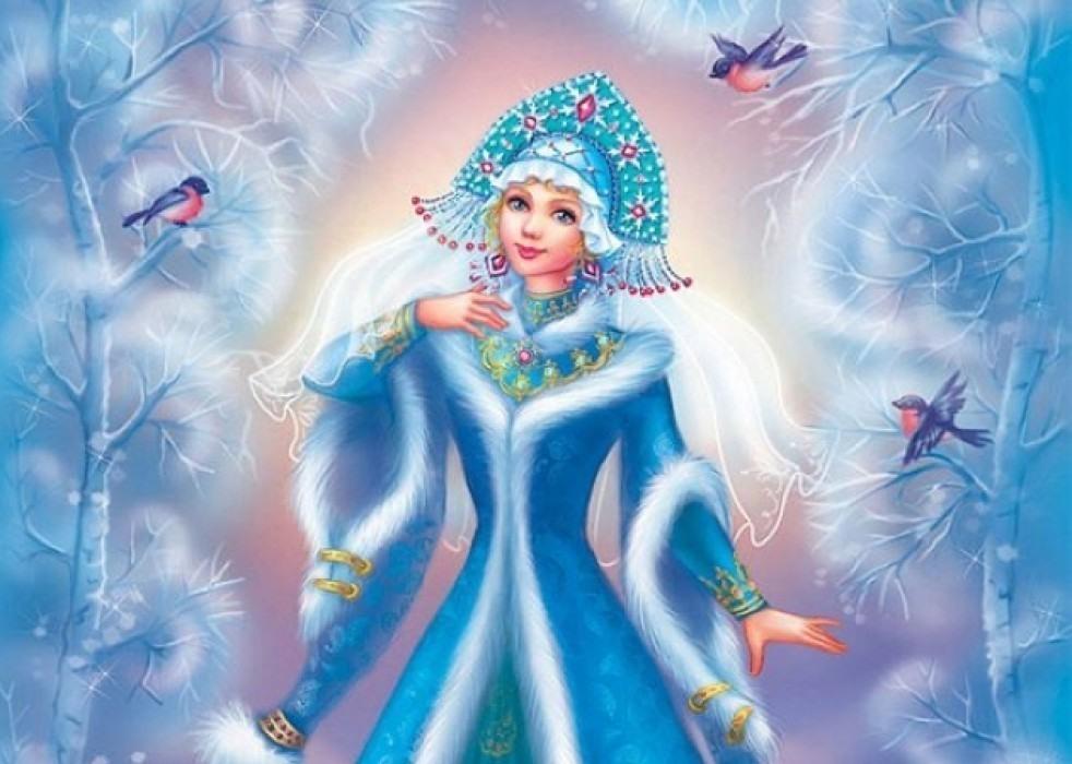Картинки зимушки зимы