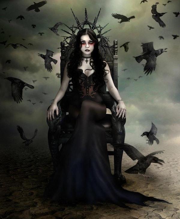 это богиня зла картинки стоит