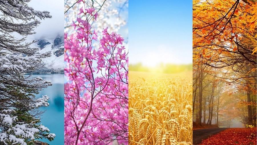 картинки пори року среда