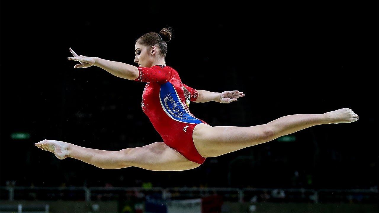 Картинка гимнастики спортивной