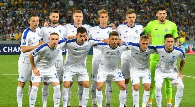 футбольная команда динамо киев состав