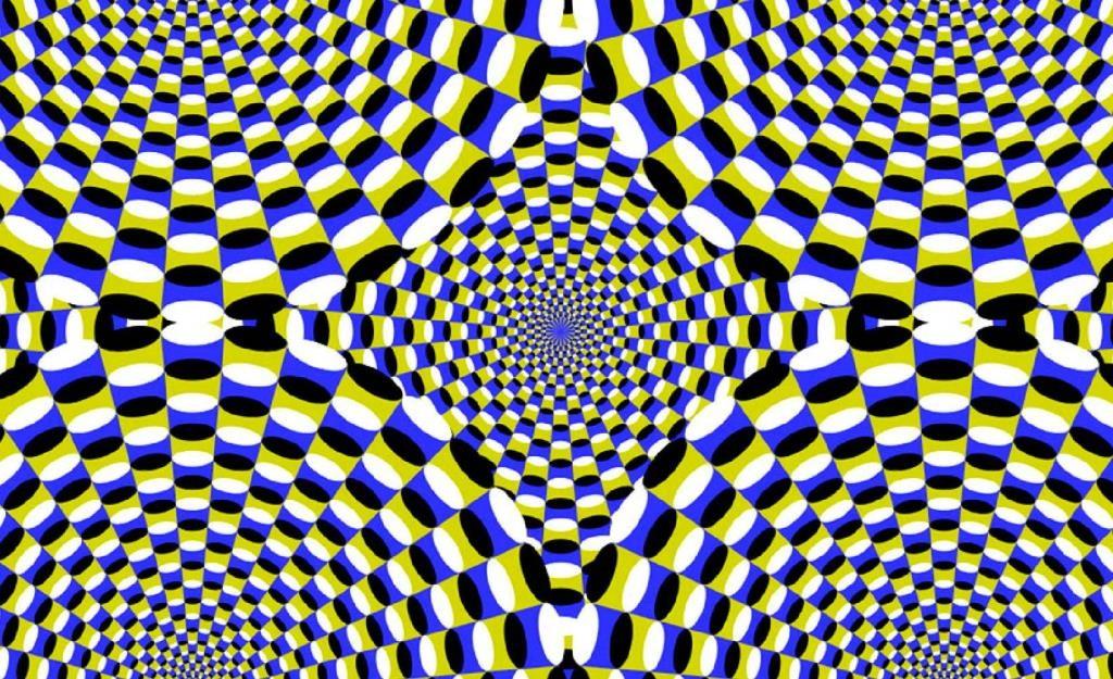 чаще всего иллюзия картинки много роликов ютуб