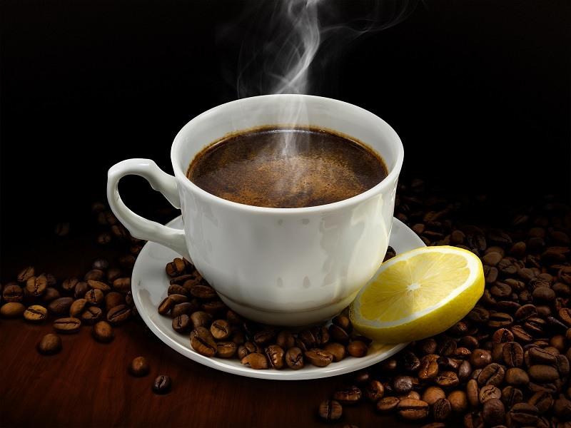 чашечка кофе с цветами картинки
