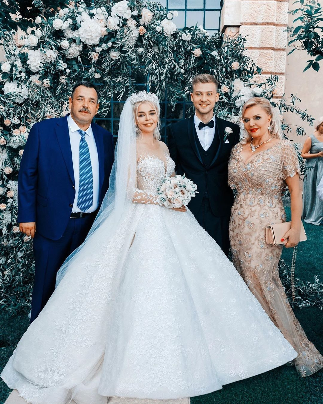 ивлиева фото со свадьбы