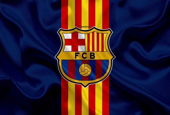 Эмблемы футбольной команды барселона