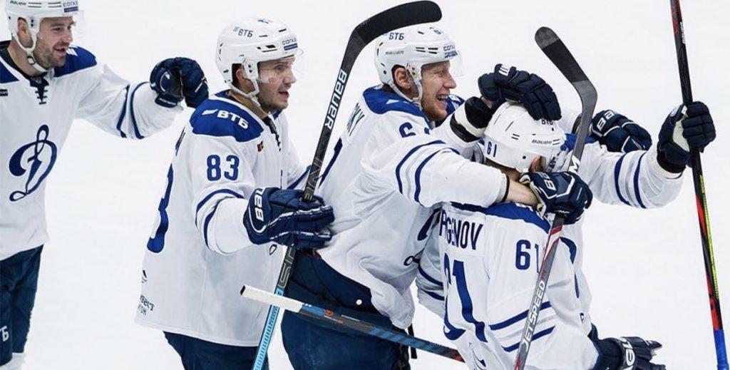 Талисман динамо москва хоккейный клуб управлять ночным клубом